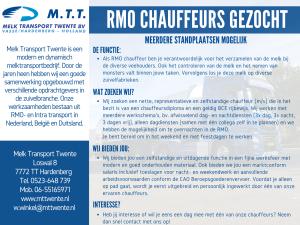 MTT meerdere standplaatsen 03-09
